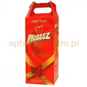 POLSKI LEK Plusssz Gold Vital Tonik, opakowanie prezentowe, 1000g