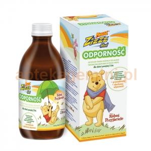 POLSKI LEK Plusssz Zizzz Med, odporność, syrop, dla dzieci powyżej 3 lat, 230ml OKAZJA