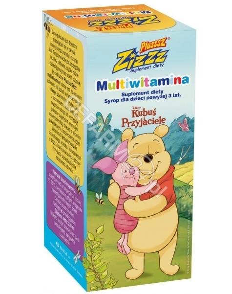 POLSKI LEK Plusssz zizzz multiwitamina syrop 230 ml