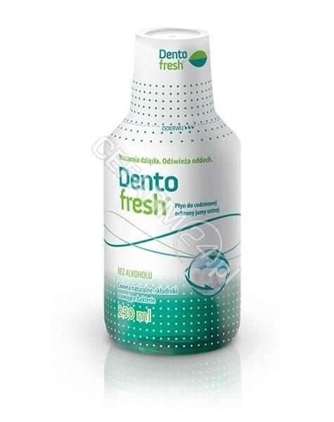 PHYTOPHARM K Płyn Dentofresh do płukania jamy ustnej 250 ml