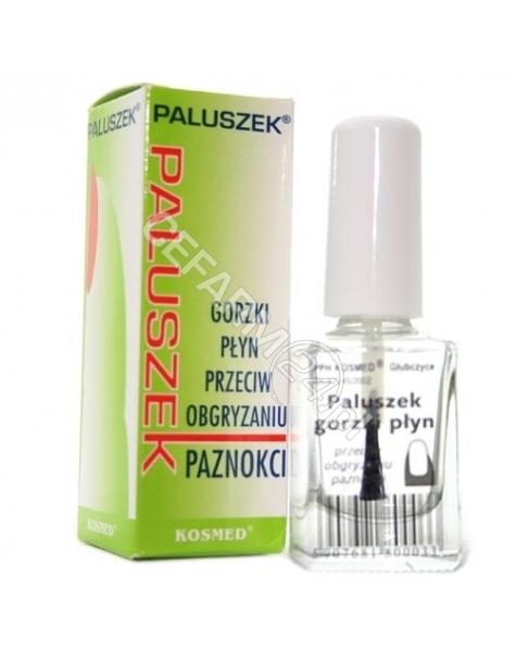 KOSMED II Płyn przeciw obgryzaniu paznokci - gorzki paluszek 10 ml