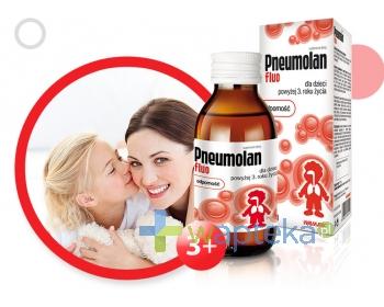 WALMARK SP. Z O.O. Pneumolan Fluo płyn doustny 120 ml