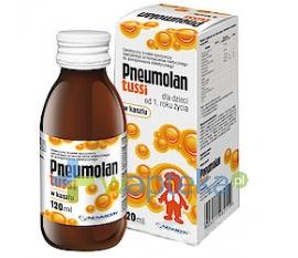NOVASCON PHARMACEUTICALS SP. Z O.O. Pneumolan tussi płyn 120 ml