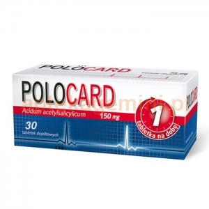 PFIZER Polocard 150mg, 30 tabletek
