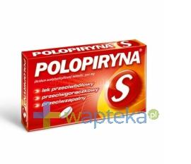 ZAKLADY FARM. POLOPIRYNA S 20 tabletek