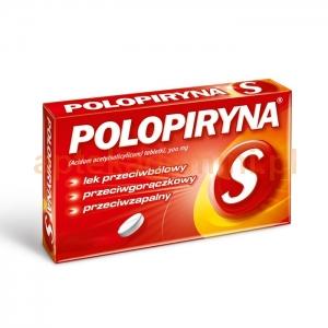 POLPHARMA Polopiryna S 300mg, 20 tabletek