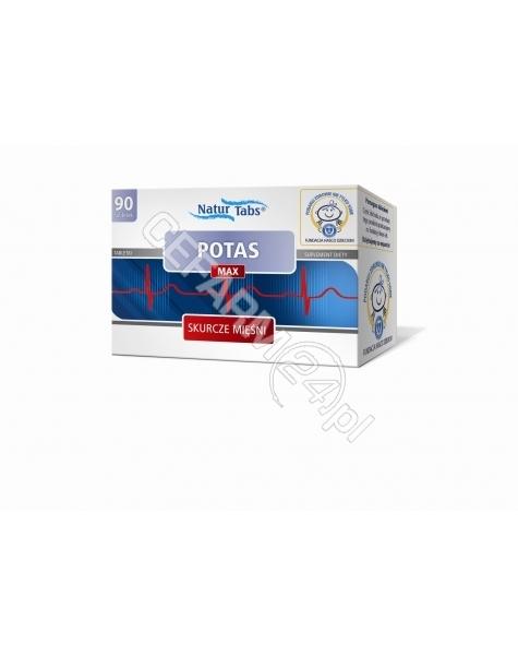 HASCO-LEK Potas max x 90 tabl (Naturtabs)