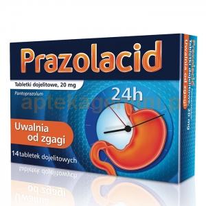 ICN POLFA RZESZÓW S.A. Prazolacid 20mg 14 tabletek