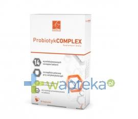 A-Z MEDICA SP. Z O.O. Probiotyk Complex 30 kapsułek