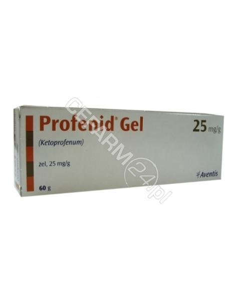 SPECIA Profenid 2,5% żel 60 g