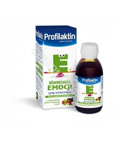 HERBAPOL LUB Profilaktin równowaga emocji syrop 115 ml