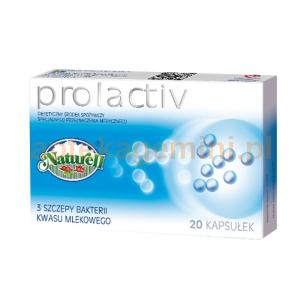 NATURELL Prolactiv, 20 kapsułek