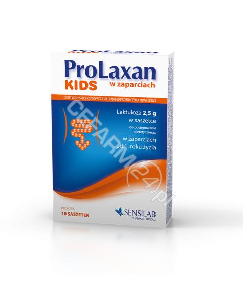 SENSILAB Prolaxan kids x 10 sasz