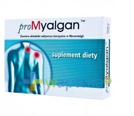 PHYTOMEDICA POLSKA SP.Z O.O. ProMyalgan 120 tabletek