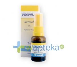 FARMAPIA Propolis 3% aerozol 20 ml