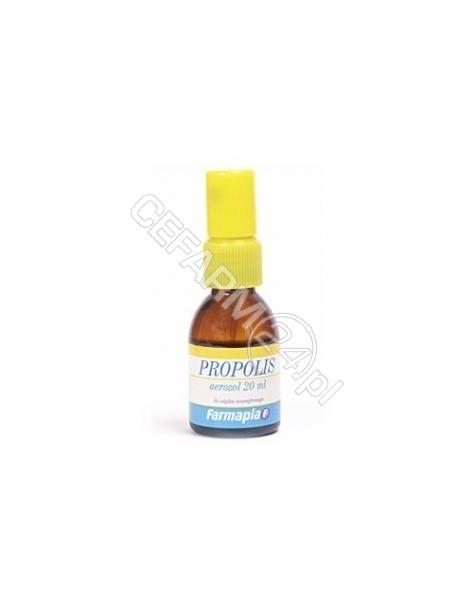 FARMAPIA Propolis 3% aerozol do użytku wewnętrznego 20 ml (Farmapia)