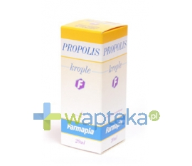 FARMAPIA Propolis 3% krople 20 ml
