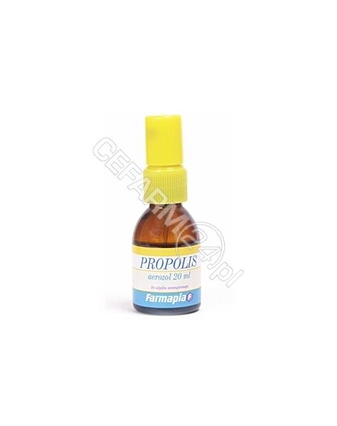 FARMAPIA Propolis 7% aerozol do użytku wewnętrznego 20 ml (Farmapia)
