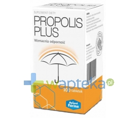 APIPOL-FARMA SP. Z O.O. PPF Propolis Plus 100 tabletek