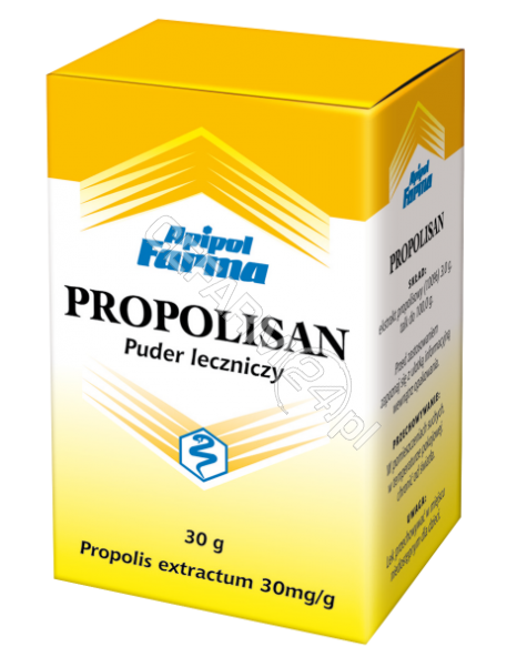 APIPOL-FARMA Propolisan puder propolisowy 30 g