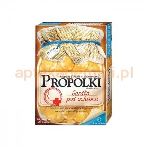 Nepentes Propolki bez cukru, 16 pastylek