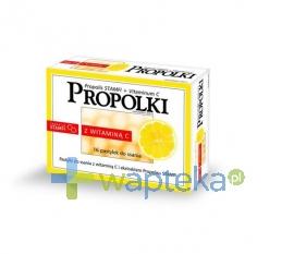 SANOFI AVENTIS SP. Z O.O. Propolki z witaminą C x16 pastylek do ssania