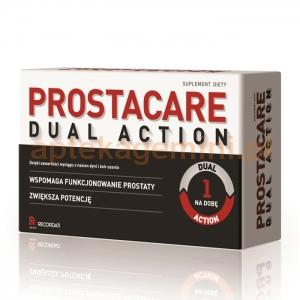 RECORDATI Prostacare Dual Action, 30 tabletek