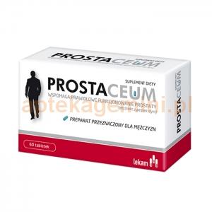 PRZEDSIĘBIORSTWO FARMACEUTYCZNE LEK-AM SP. Z O.O. Prostaceum 60 tabletek