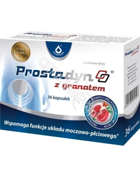 OLEOFARM Prostadyn z granatem x 36 kaps