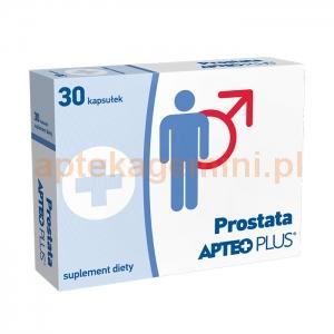 SYNOPTIS PHARMA Prostata, Apteo Plus, 30 kapsułek