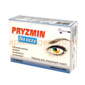 BIOGARDEN Pryzmin, Na oczy, 30 tabletek