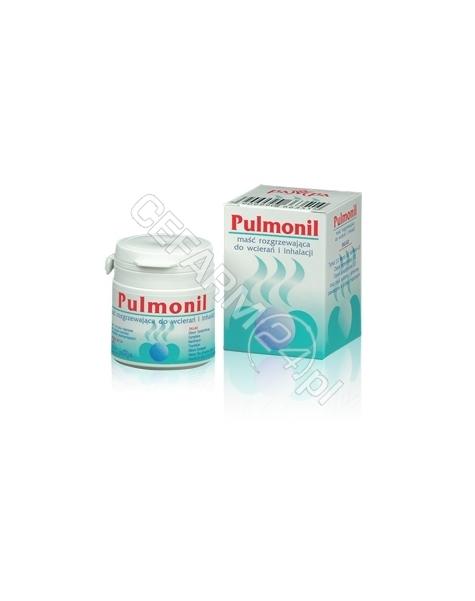 PAMPA Pulmonil maść rozgrzewająca 50 g (Pampa)
