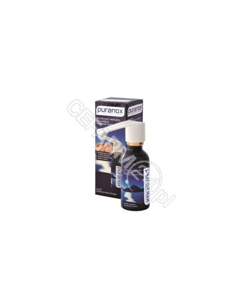 VITAMED Puranox aerozol przeciw chrapaniu 40 ml