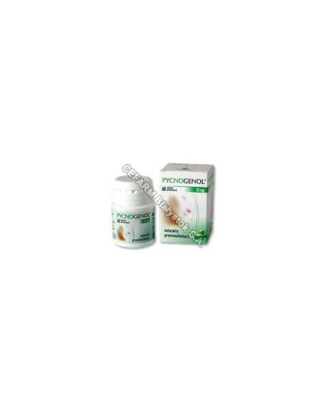 UNIA Pycnogenol 25 mg x 30 tabl