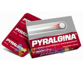 ZAKŁADY FARMACEUTYCZNE POLPHARMA S.A. Pyralgina 0,5 g 12 tabletek
