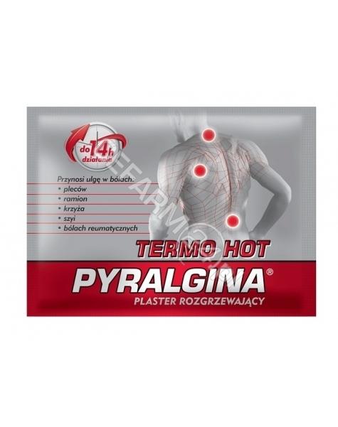 POLPHARMA Pyralgina termo hot x 30 plastrów rozgrzewających