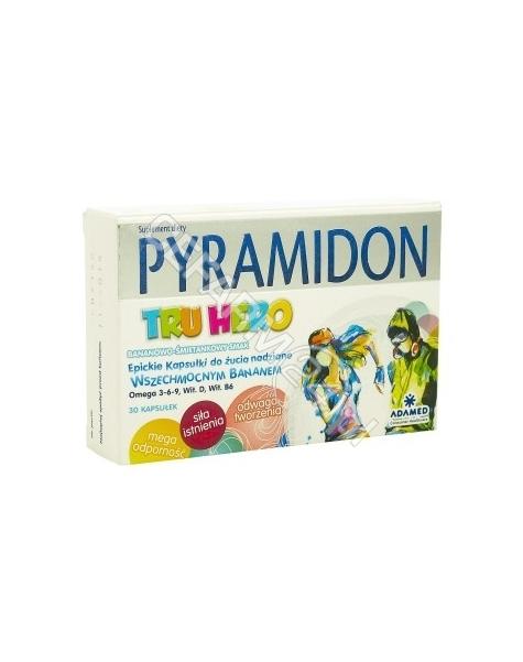 ADAMED Pyramidon tru hero x 30 kaps