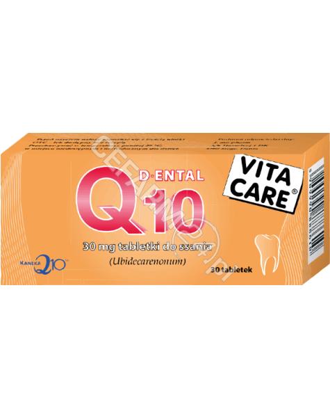 JEMO PHARM Q10 dental vita-care x 30 tabl do ssania