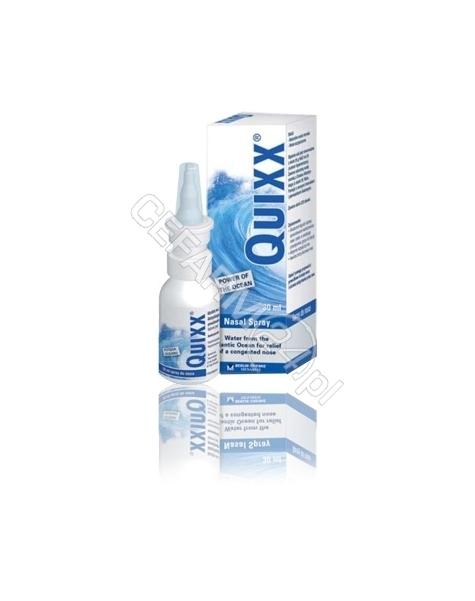 BERLIN-CHEMI Quixx spray do nosa 30 ml