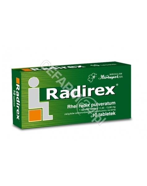 HERBAPOL WRO Radirex x 10 tabl