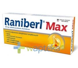 BERLIN CHEMIE AG Raniberl Max 20 tabletek