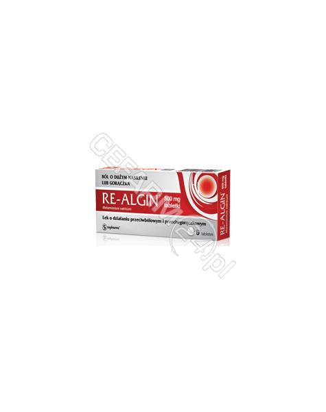 SOPHARMA Re-algin 500 mg x 6 tabl