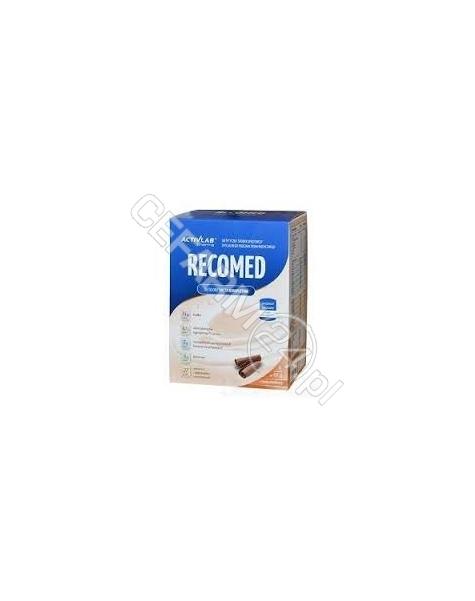 REGIS Recomed x 6 sasz (smak czekoladowy) (data ważności <span class=