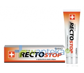 PHARMACY LABORATORIES Rectostop maść 50 ml