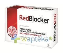 AFLOFARM FABRYKA LEKÓW SP.Z O.O. Redblocker 30 tab