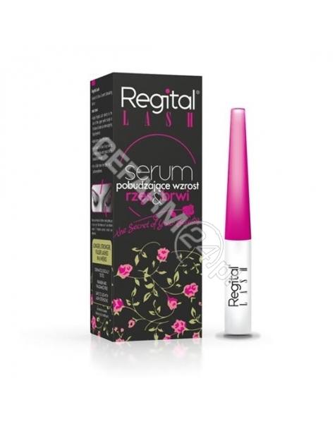 EQUALAN Regital lash serum pobudzające wzrost rzęs i brwi 3 ml