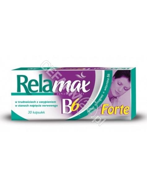 ICN POLFA RZ Relamax b6 forte x 30 kaps