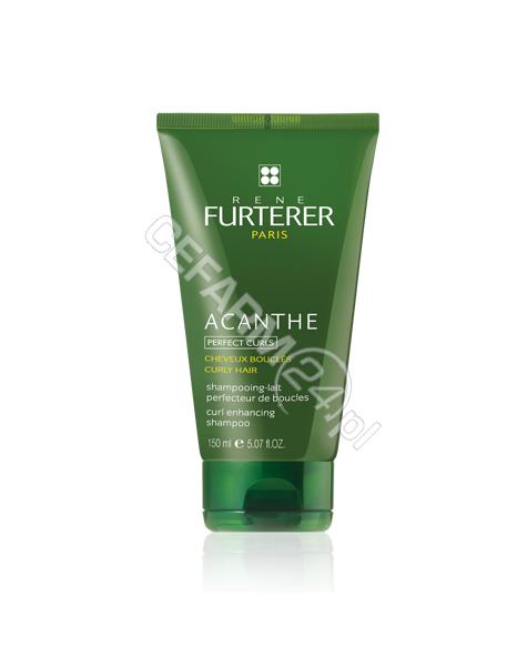 RENE FURTERER Rene Furterer Acanthe szampon do włosów kręconych, podkreślający skręt loków 200 ml