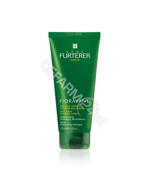 RENE FURTERER Rene Furterer Fioravanti szampon nadający połysk włosom szorstkim i matowym, ułatwiający rozczesywanie 200 ml