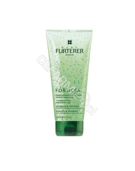 RENE FURTERER Rene Furterer Forticea szampon stymulujący wzrost włosów do częstego stosowania 200 ml
